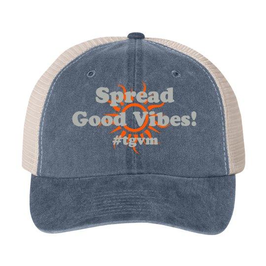Spread Good Vibes Hat