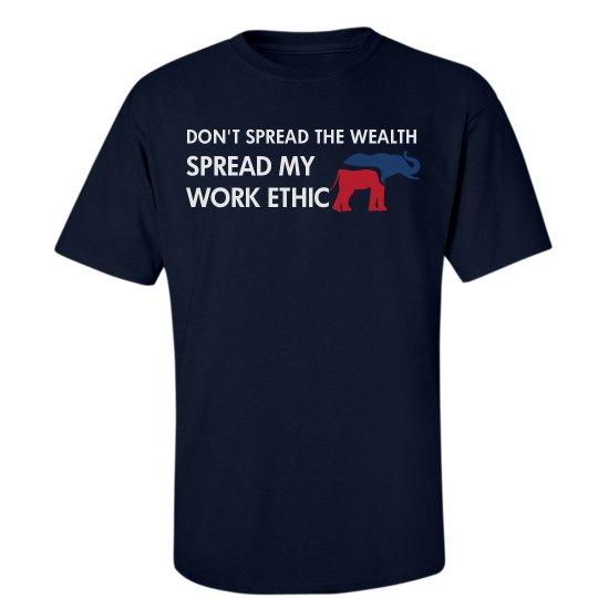Spread My Work Ethic