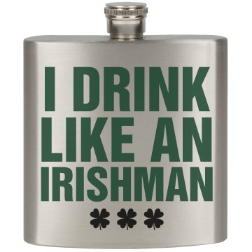 St Patrick's Irish Drinker