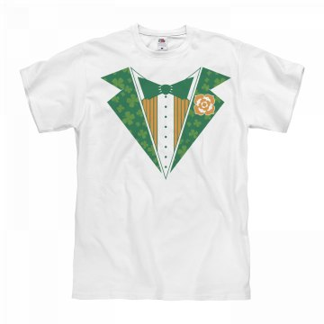 St Patricks Irish Tuxedo
