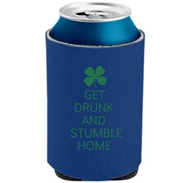 St. Patrick's Stumble Can