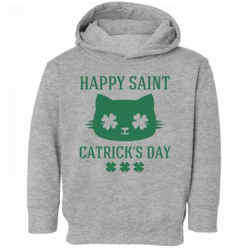 St Patty Day Cat Puns for Kids