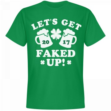St Pattys College Fake Day Guy