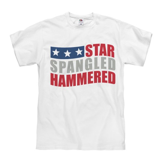 Star Hammered