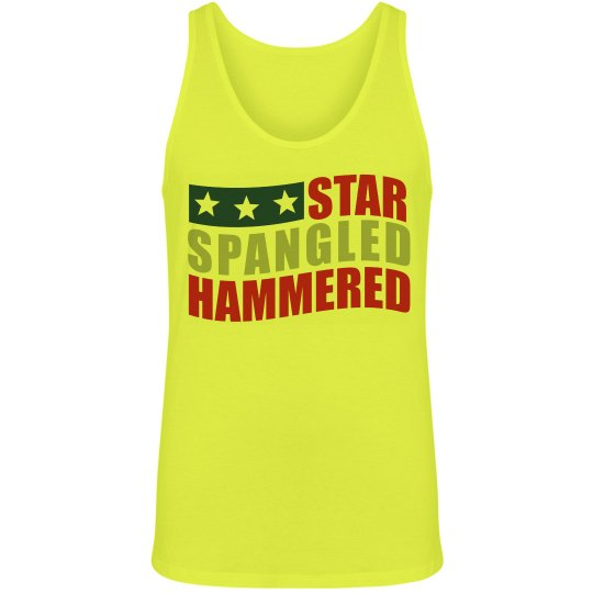 Star Spangled Hammer