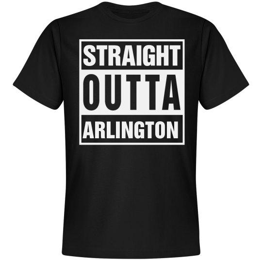 Straight Outta Arlington