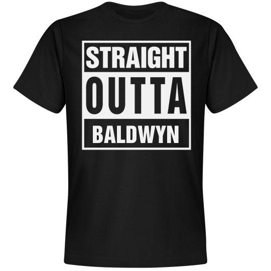 Straight Outta Baldwyn