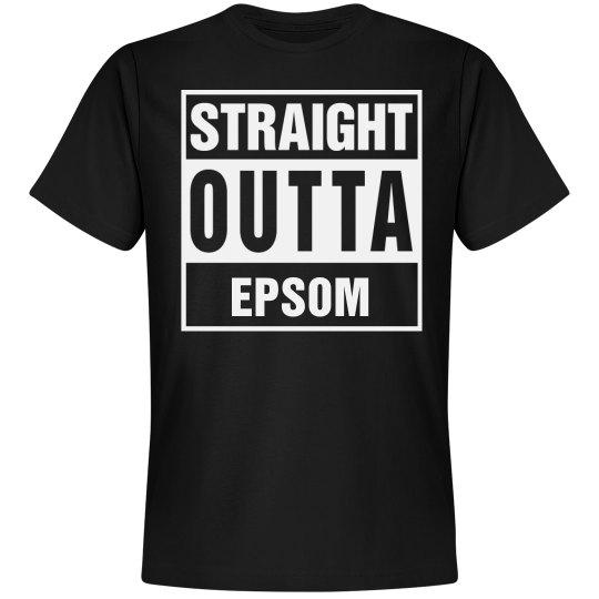 Straight Outta Epsom