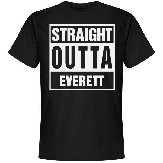 Straight Outta Everett