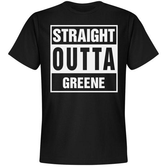 Straight Outta Greene