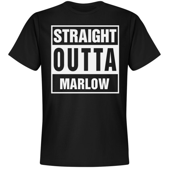 Straight Outta Marlow