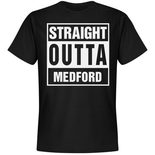Straight Outta Medford