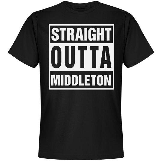Straight Outta Middleton