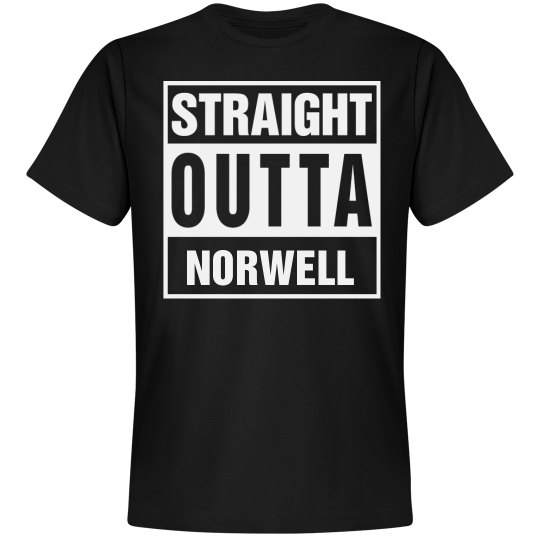 Straight Outta Norwell