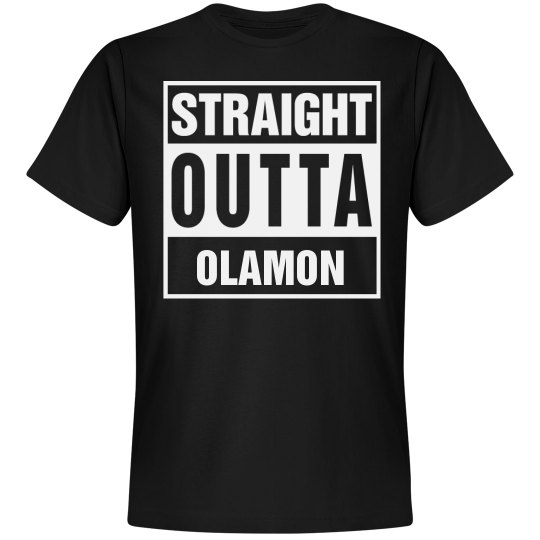 Straight Outta Olamon