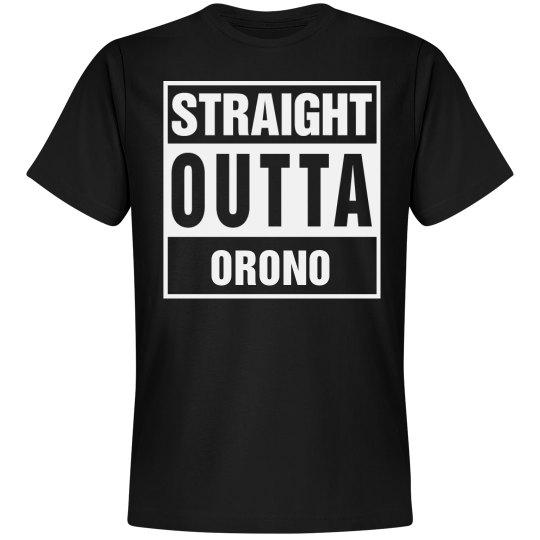 Straight Outta Orono