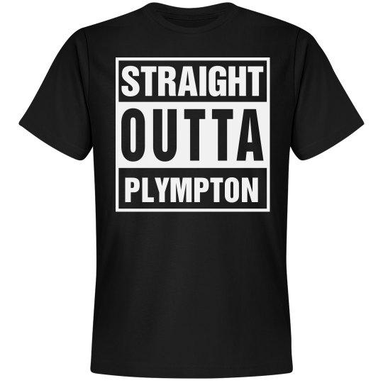 Straight Outta Plympton