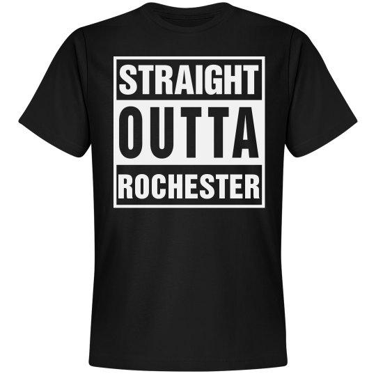 Straight Outta Rochester
