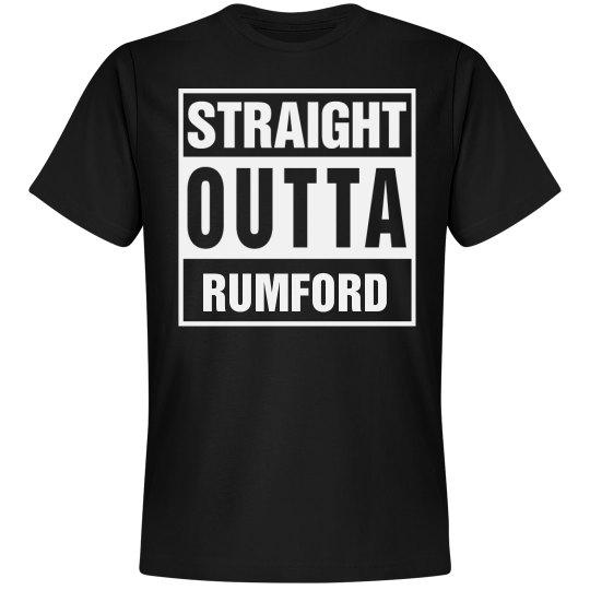 Straight Outta Rumford