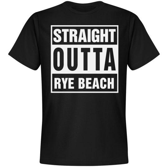 Straight Outta Rye Beach