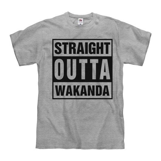 Straight Outta Wakanda