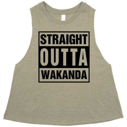 Straight Outta Wakanda City