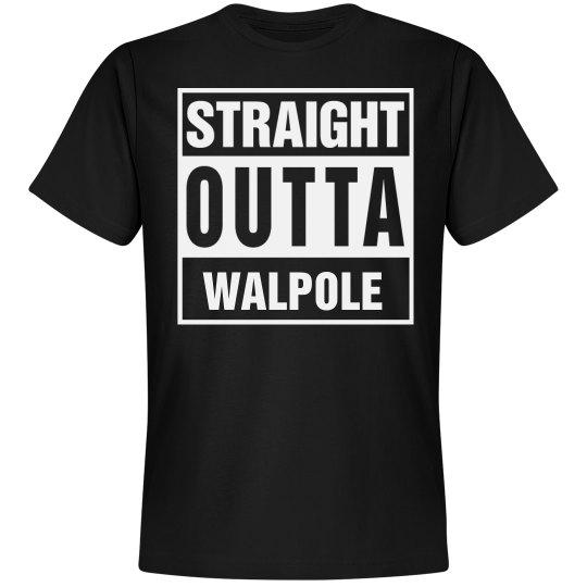 Straight Outta Walpole