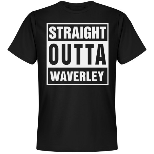 Straight Outta Waverley
