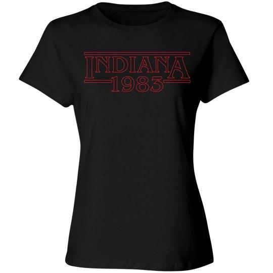Stranger Indiana 1983