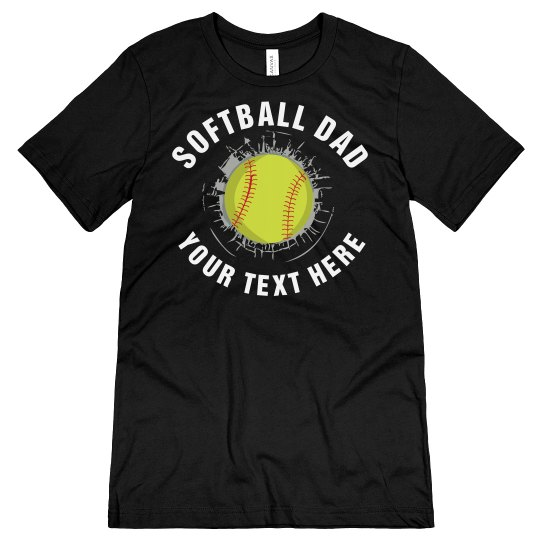Striker's Dad Softball