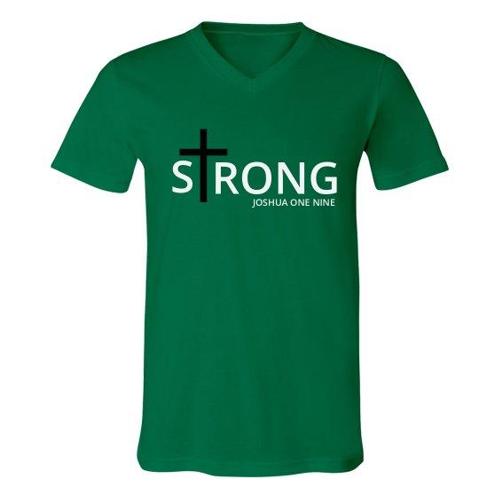 Strong - Joshua 1:9