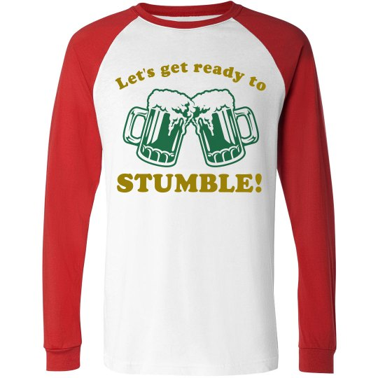 Stumbling For St. Patrick