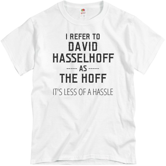 Such a Hassle Hoff