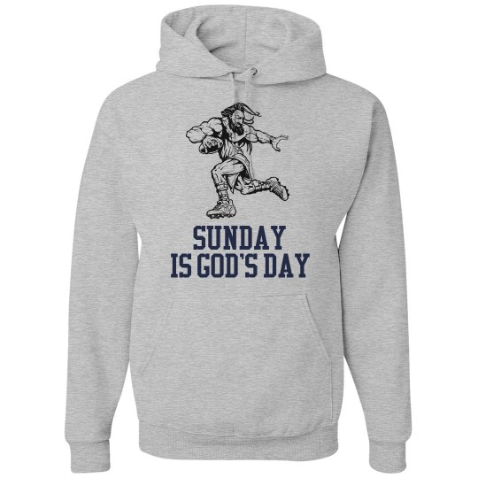 Sunday Is God's Day