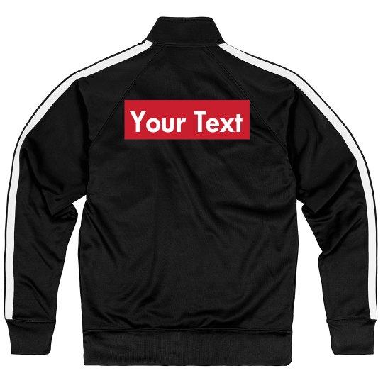 Supreme Parody Customized Jacket