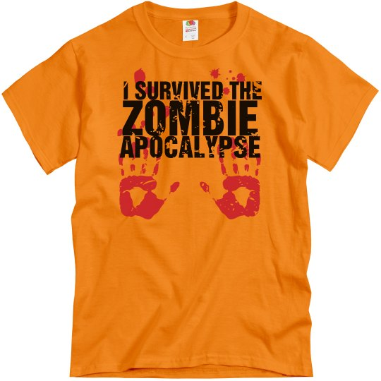Survived Zombie Apoclypse