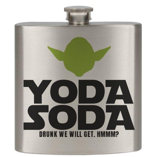 Swig of Yoda Soda?