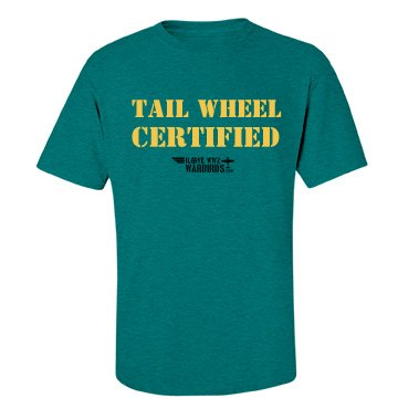 TAIL WHEEL CERTIFIED
