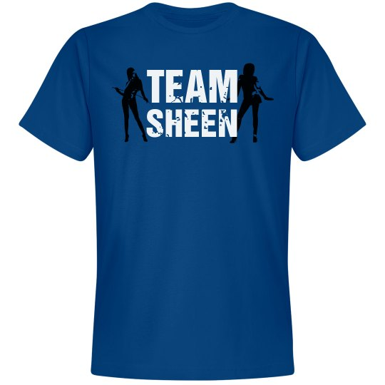 Team Sheen Distressed