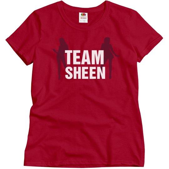 Team Sheen Ladies