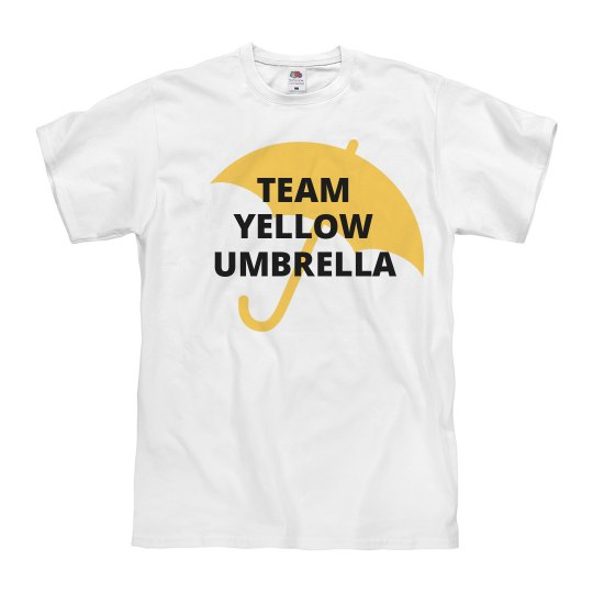 Team Yellow Umbrella