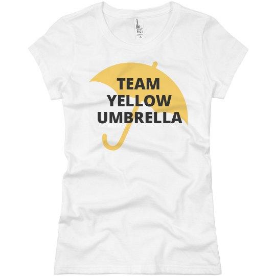 Team Yellow Umbrella