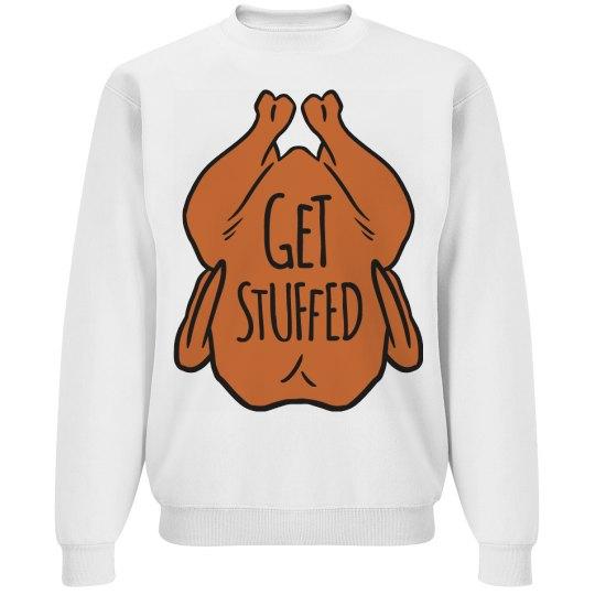 Thankful To Get Stuffed