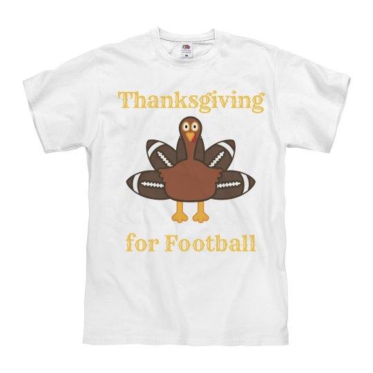 Thanks For Football