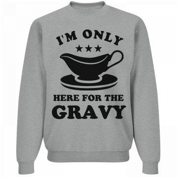 Thanksgiving Gravy Baby