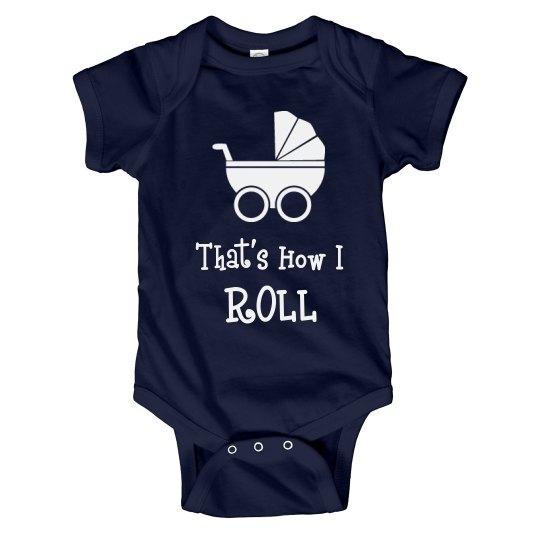 That's How I Roll Boy 2