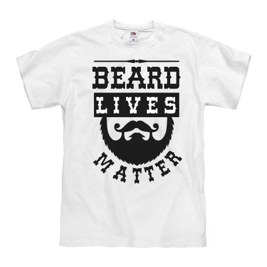 The Beard Matters Tee