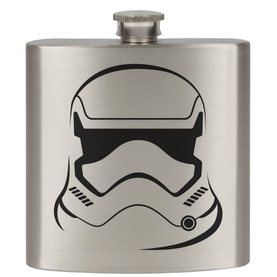 The Chrome Stormtrooper