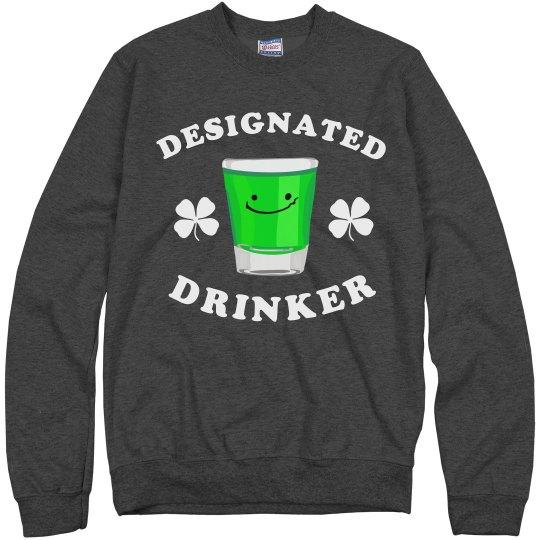 The Designated Drinker
