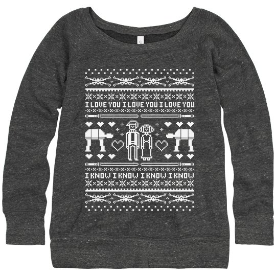 The Empire Sweater